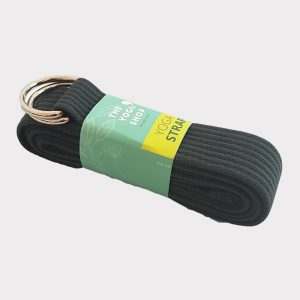 YOGA STRAP – COTTON (GREEN COLOR)