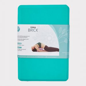 YOGA BLOCK – EVA FOAM (GREEN COLOR)