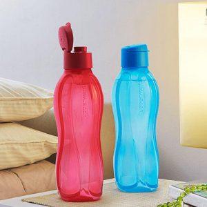 Bình Nước Nắp Bật Eco Bottle 1L