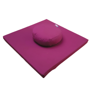 MEDITATION CUSHION SET – PURPLE