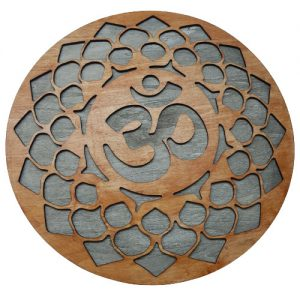 WOODEN MANDALA WALL ART – Y02